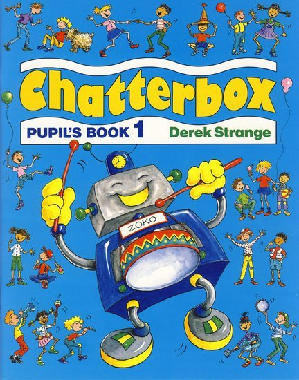 Chatterbox - Pupil´s Book 1